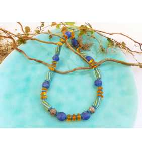 Collier African Sky